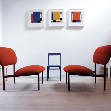 contemporary furniture designed by Studio Mama