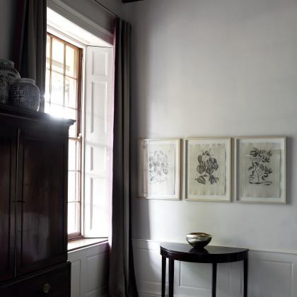 Lyndi Sales botanical etchings