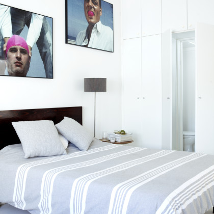 floor to ceiling bedroom cupboards