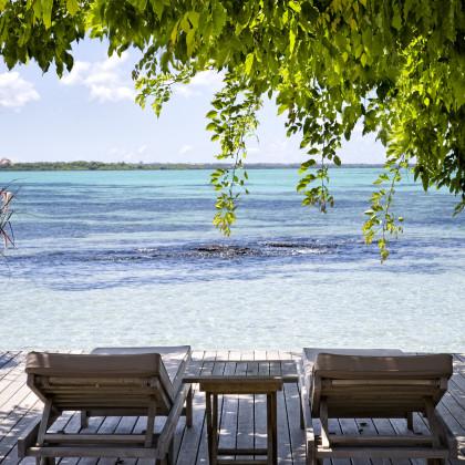 oceanfront veranda