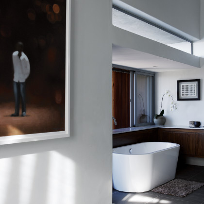 free standing bath