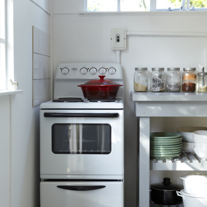 cast-iron casserole