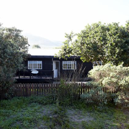 corrugated-iron roof