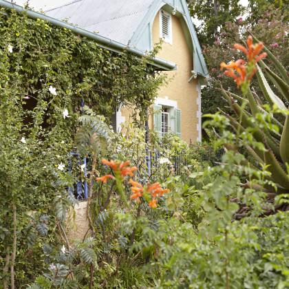 English-style country garden