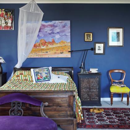 ornate bedside tables