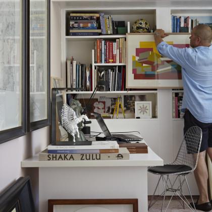 Michaella Janse van Vuuren 3-D digital print 'The Horse Marionette'