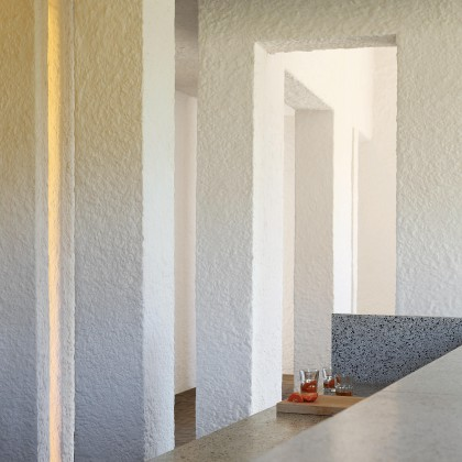 terrazzo counter