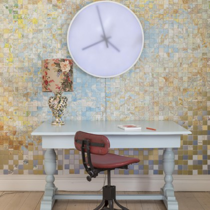 Ligne Roset wall clock